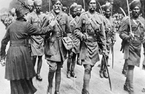 برطانیہ نے پہلی عالمی جنگ کی ڈائریاں ہندستانی فوج کو پیش کیں