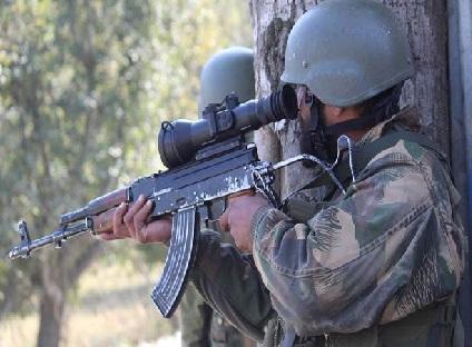 جنوبی کشمیر کے شوپیان میں مسلح تصادم، 4 جنگجو اور ایک آرمی کمانڈو ہلاک