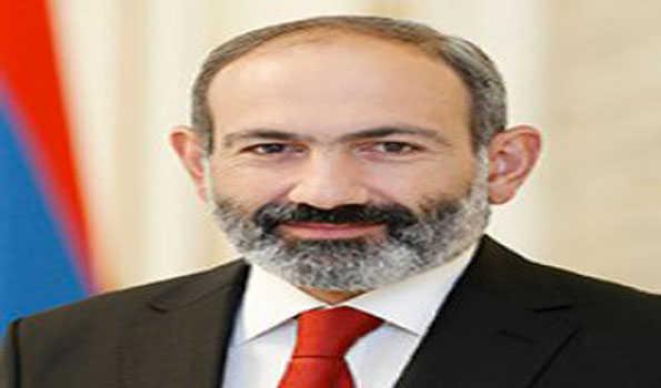 آرمینیا کے وزیر اعظم نکول پاشنیان کورونا سے متاثر