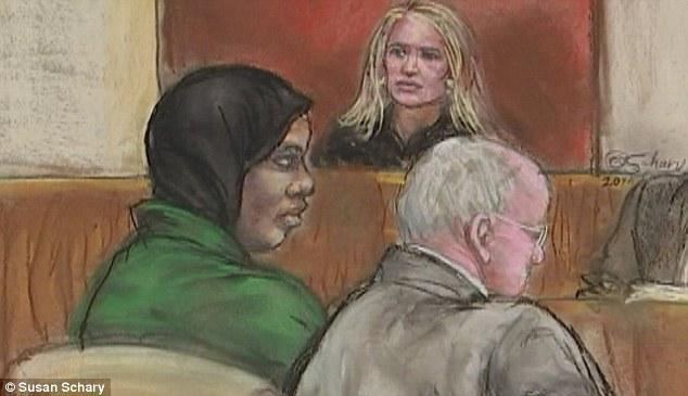 داعش میں شمولیت کے لئے غیر ممالک کا سفر کا ارادہ کرنے والے امریکیوں پر مقدمہ