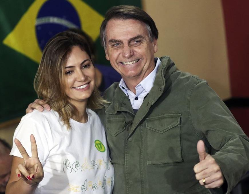 برازیل میں دائیں بازو امیدوار بولسونارو نے جیتا صدارتی انتخابات