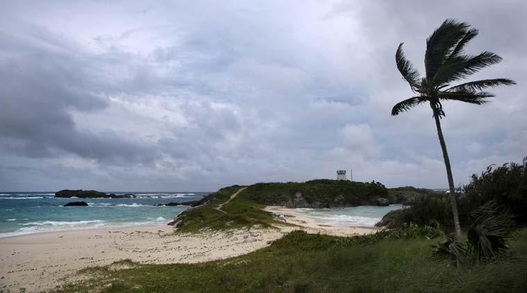 سمندری طوفان نکول انتہائی خطرناک کٹیگری 4 میں تبدیل ہوگئی۔