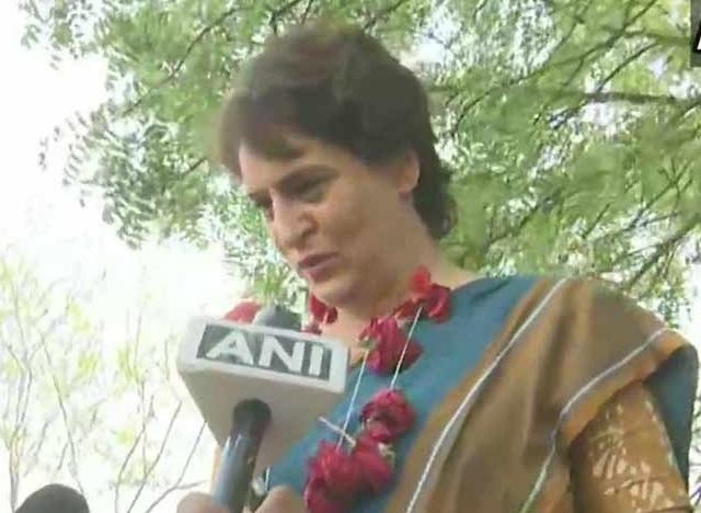 راہول ہندوستانی ہے سب جانتے ہیں: پرینکا گاندھی