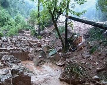 نکاراگوا میں بارش کے سبب 17 لوگوں کی موت