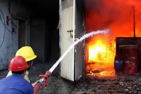 شاہدرہ میں آگ لگنے سے 3 ہلاک، 10 زخمی