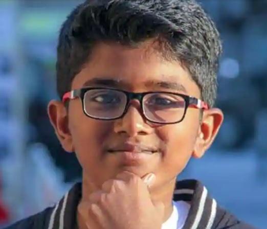 کیرالا کا 13 سالہ لڑکا دبئی میں سافٹ ویر ڈیولپمنٹ کا مالک