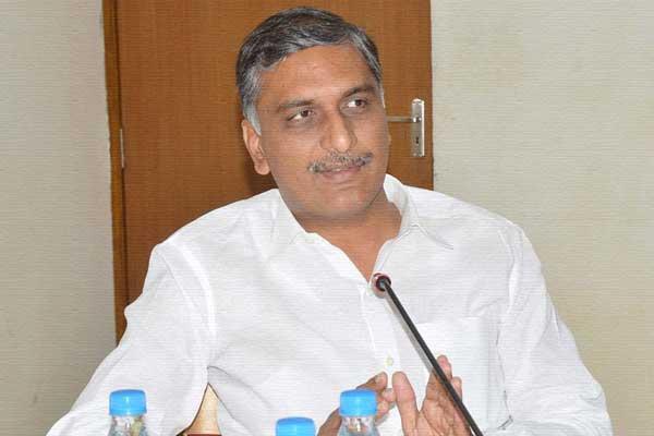 آبپاشی پروجیکٹس کی تکمیل تیزی سے کی جائے گی:وزیر آبپاشی تلنگانہ