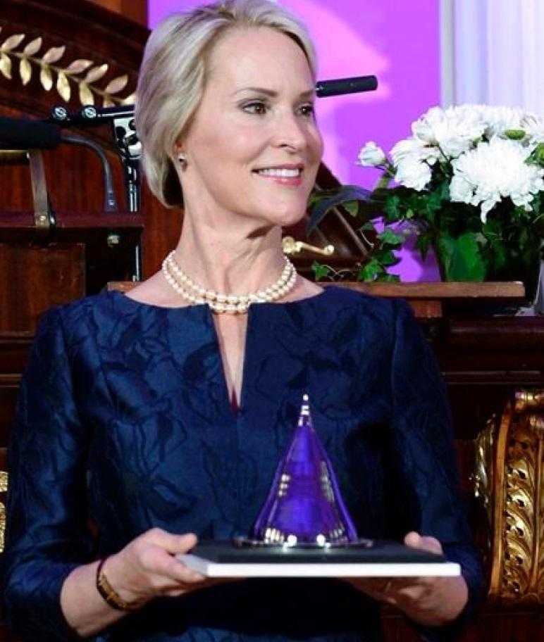 کیمیا کا نوبل انعام حاصل کرنے والی پانچویں خاتون
