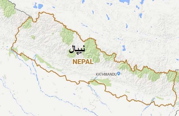 نیپال میں محسوس کیا گیا زلزلے کا ہلکا جھٹکا