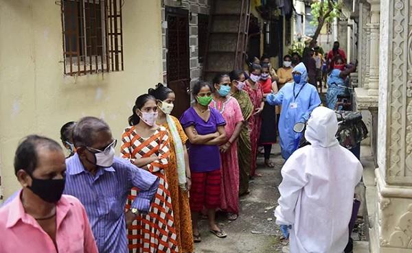 ملک میں کورونا انفیکشن کے 6.97 لاکھ کیسز ، دنیا میں تیسرے نمبر پر