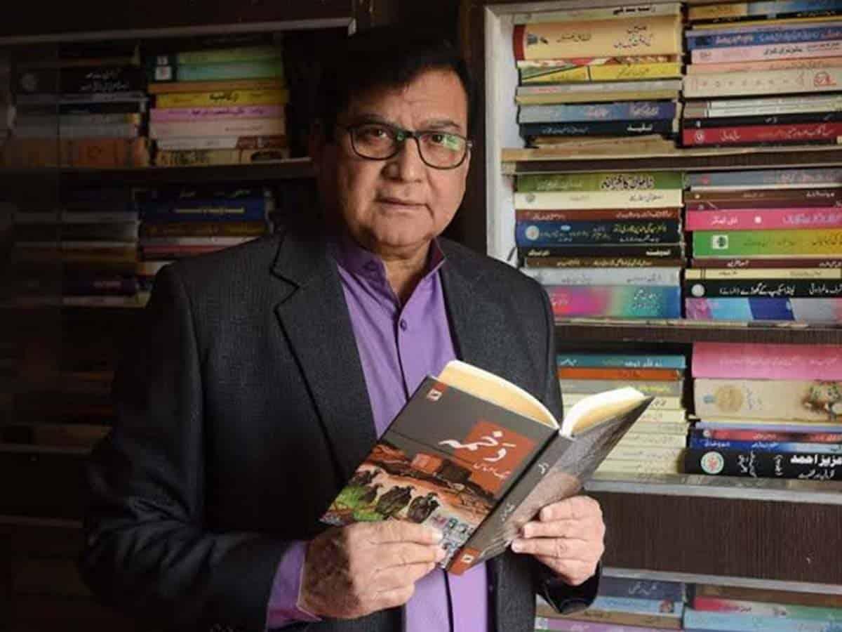 عصر حاضر کے ممتاز افسانہ نگار پروفیسر بیگ احساس کا انتقال