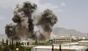 یمن میں فضائی حملے میں 45 ہلاک، مہلوکین میں زیادہ تر حوثی باغی