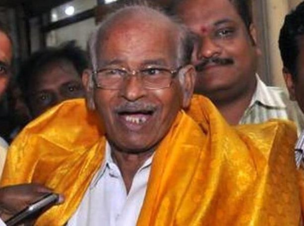 پڈوچیری کے سابق وزیر اعلی، جانکی رمن کا انتقال