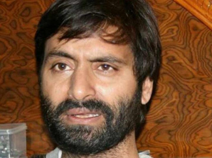 یاسین ملک کی حراست کی مدت میں24 مئی تک توسیع