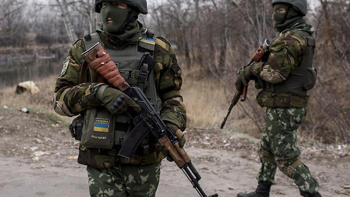 روس کے ساتھ کشیدگی، یوکرین کی فوج ہائی الرٹ پر