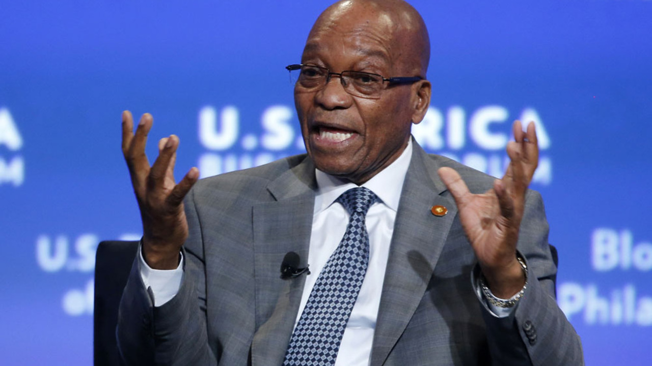 صدر زوما نے عدالت سے بدعنوانی کی جانچ رپورٹ کو عام نہ کرنے کا مطالبہ کیا