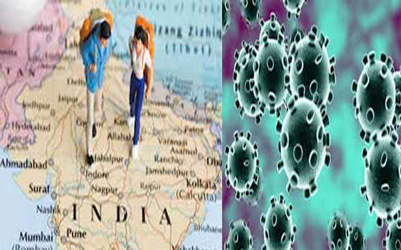 مہاراشٹر،گجرات میں کورونا وائرس متاثرین کی تعداد سب سے زیادہ