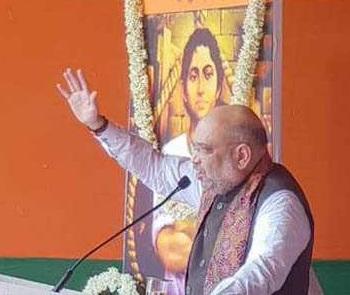 ہندو تہواروں میں مداخلت ہوئی تو اینٹ سے اینٹ بجا دیں گے: شاہ