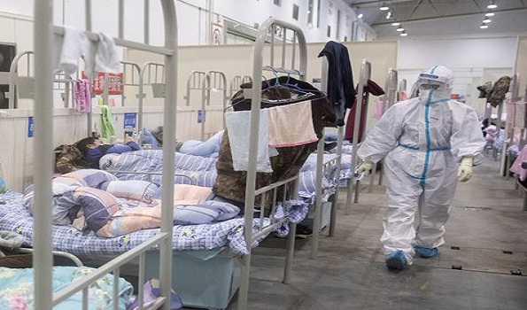کورونا وائرس:ہلاکتیں 2004، 74185افراد متاثر