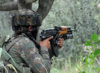 وسطی کشمیر کے چاڈورہ بڈگام میں مسلح تصادم، 2 جنگجو ہلاک