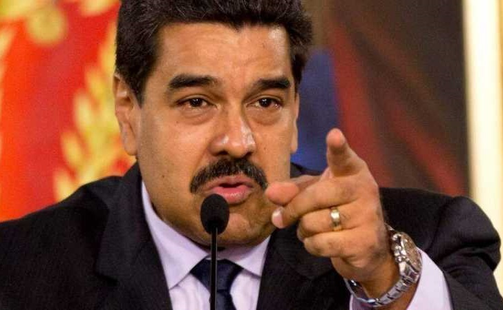 ایک کروڑ لوگوں کے دستخط وہائٹ ہاؤس کو سونپیں گے: مادورو