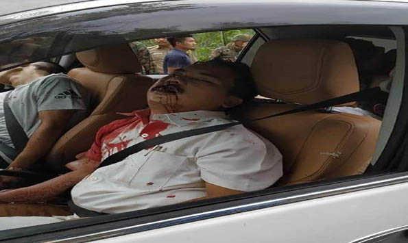 ناگا انتہاپسندوں نے این پی پی ممبر اسمبلی سمیت گیارہ کو مار ڈالا
