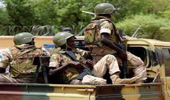 مالی میں گشت لگانے والےفوجی گروہ پر حملہ، 24 فوجیوں کی موت 29 زخمی