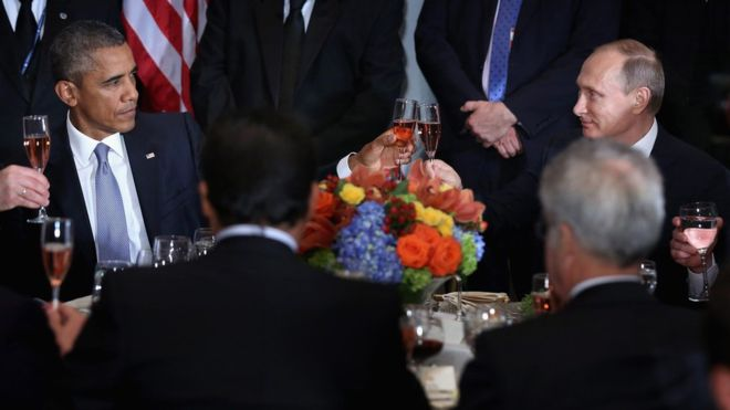 شام کے معاملے پر امریکہ اور روس کے درمیان مذاکرات ناکام