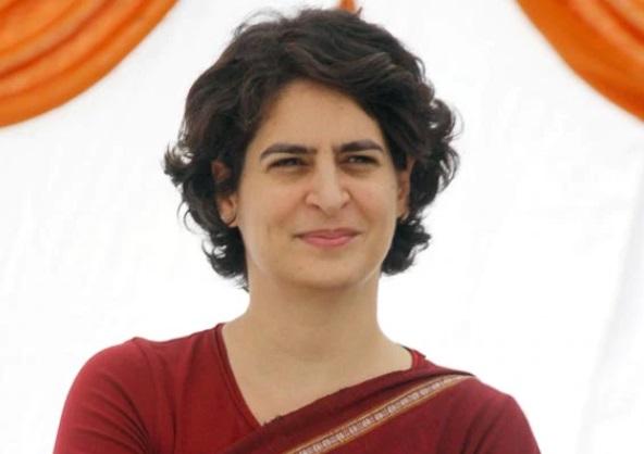 پرینکا گاندھی 28 مارچ کو کریں گی امیٹھی کادو روزہ دورہ