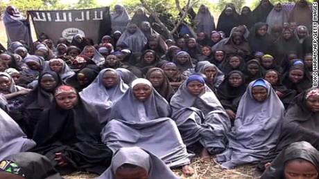 بوکوحرام نے 21 اغوا شدہ لڑکیوں کو رہا کیا