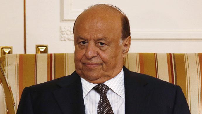 یمنی صدر: مارب تعزیتی کیمپ دھماکا باغیوں کی کارروائی