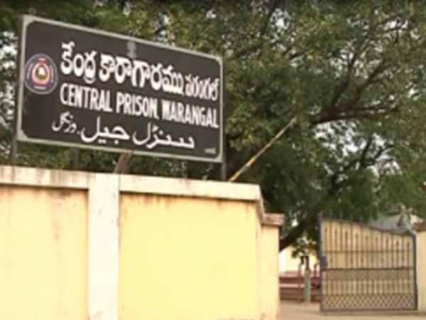 تلنگانہ کی ورنگل جیل سے قیدیوں کی دیگر جیلوں کو منتقلی کا آغاز