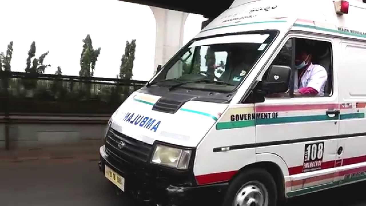 تلنگانہ کی رچہ کنڈہ پولیس نے آخری سفر ایمبولنس خدمات کا آغاز کیا