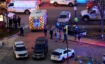 امریکہ: شکاگو میں ہسپتال کے قریب فائرنگ، کئی لوگوں کے زخمی ہونے کی خبر