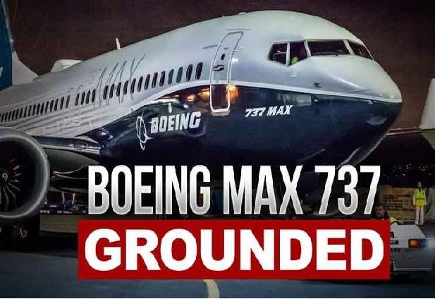 ٹرمپ کا بوئنگ 737 کو گراؤنڈ کرنے کا حکم