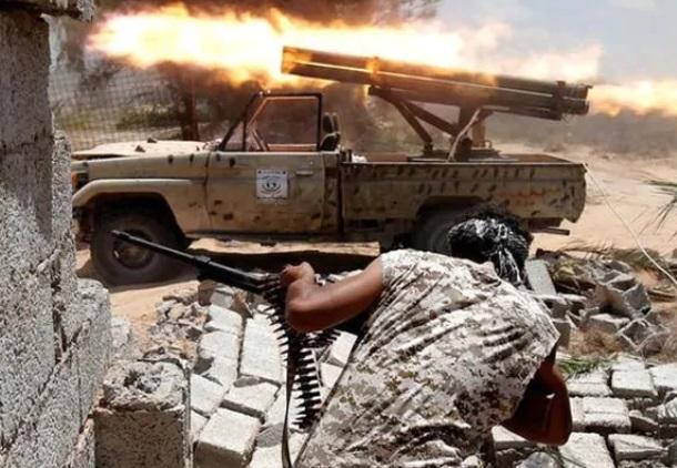 لیبیا میں جاری تشدد پر اقوام متحدہ نے کیا جنگ بندی کی اپیل