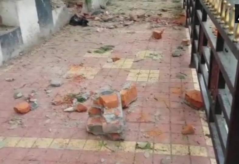 گوہاٹی کے شوکلشور گھاٹ میں دھماکہ، چار لوگوں شدید زخمی
