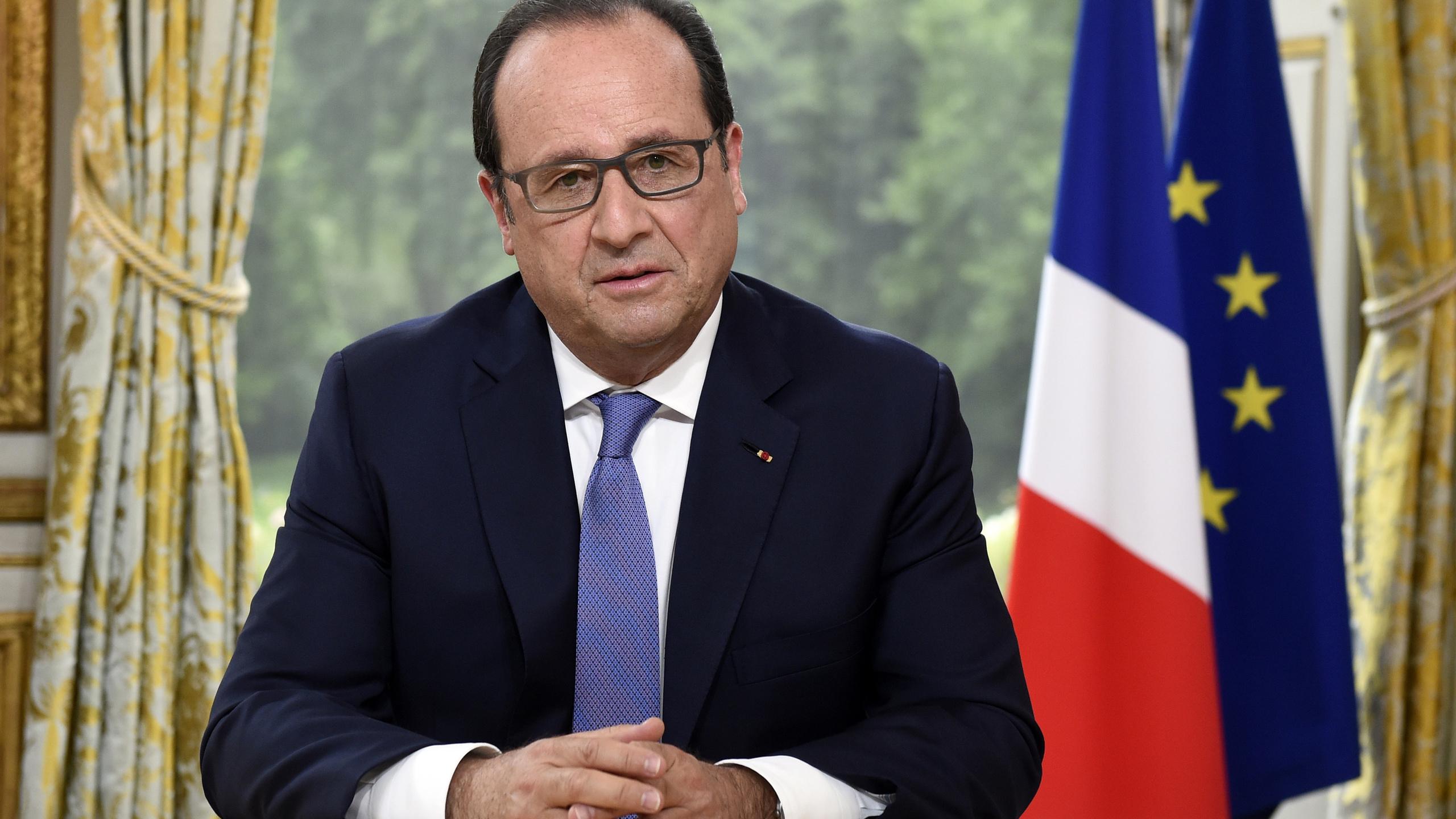 جنگ بندی کی ناکامی کے لئے شام سرکار ذمہ دار: فرانس