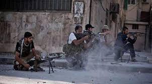 حلب کے مغربی حصہ کے نزدیک لڑائی میں 41 ہلاک