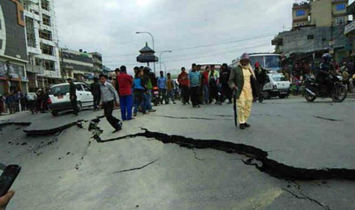 دہلی سمیت شمالی ہندستان میں زلزلے کے جھٹکے