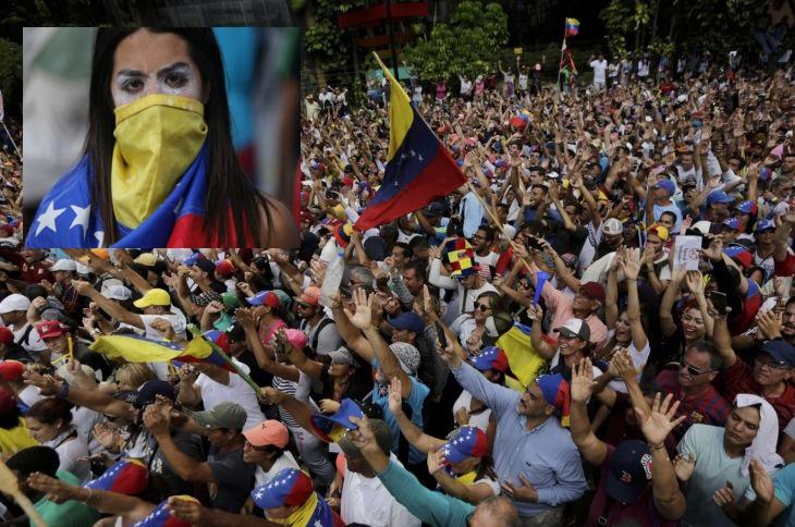 وینزویلا: حکومت مخالف مظاہروں میں ایک درجن افراد ہلاک