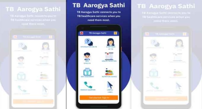 تلنگانہ : ٹی بی پر قابو پانے میں مدد کے لئے موبائل ایپ لانچ