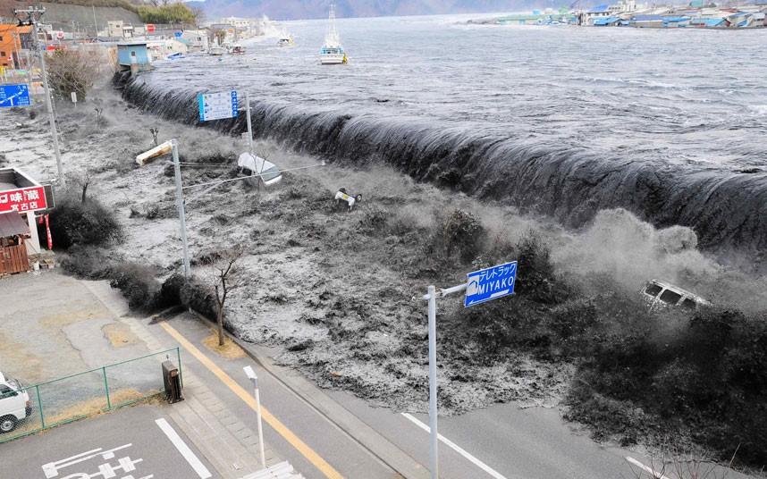 پاپوا نیو گنیا کے ساحل پر ریختر پیمانے میں 6.9 شدت کا زلزلہ