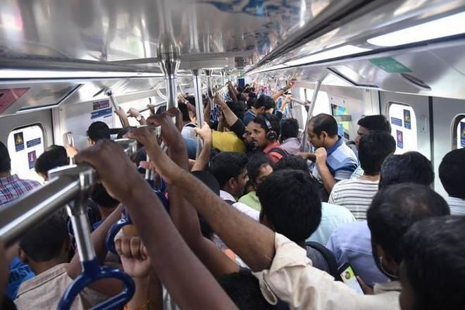 تلنگانہ بند۔میٹرو ٹرینوں کی تعداد میں اضافہ