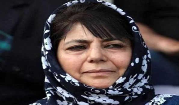 خصوصی آئینی پوزیشن کی بحالی تک انتخابات میں حصہ نہیں لوں گی: محبوبہ مفتی