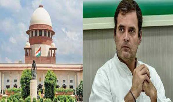 راہل گاندھی کا انتخاب منسوخ کرانے سے متعلق درخواست کی سماعت ملتوی