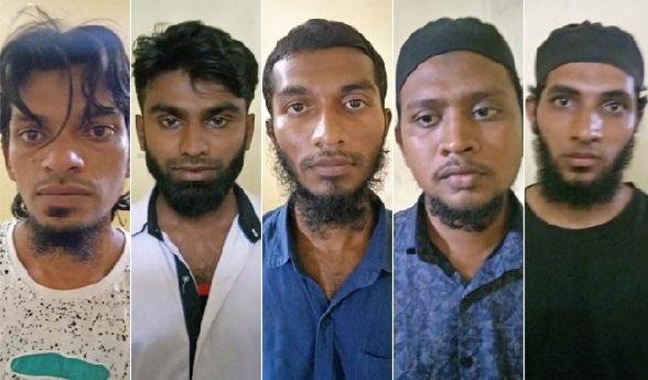 تامل ناڈو میں ہندو رہنماؤں کے قتل کی سازش پر رچنے والے 5 گرفتار
