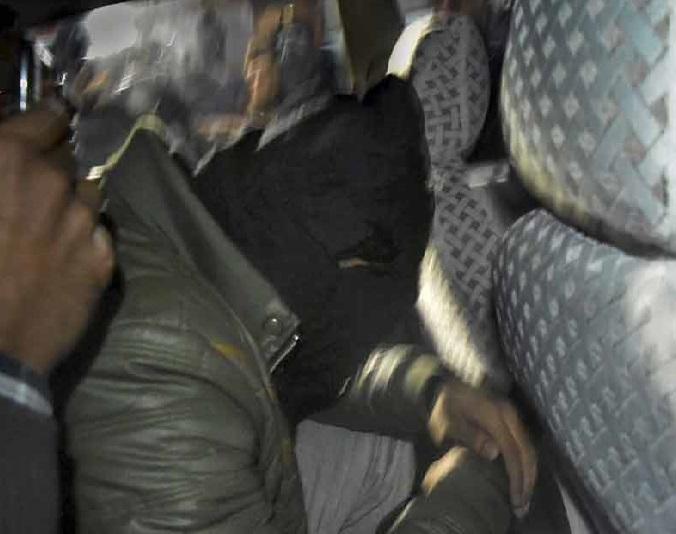 آئی ایس آئی ماڈیول کے پکڑے گئے 10 مشتبہ افراد کو کورٹ نے 12 دن کی ریمانڈ پر بھیجا