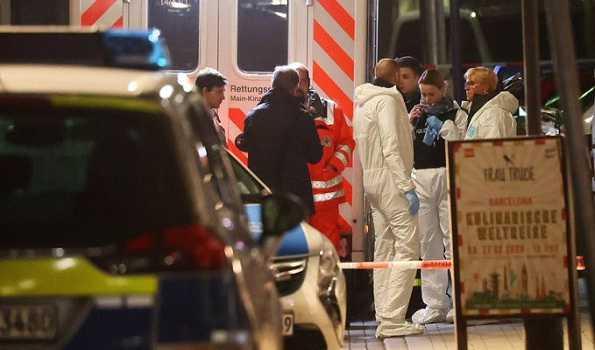 جرمنی میں فائرنگ، 8 افراد ہلاک