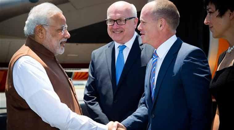 مودی نے آسٹریلیا کے وزیر اعظم سے ہند نژاد شخص کی موت پر تشویش ظاہر کی